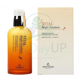 "The Skin House Vital Bright Emulsion Эмульсия для сияния кожи ""Vital Bright"", 130ml"