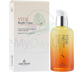 "The Skin House Vital Bright Toner Тонер для сияния кожи ""Vital Bright"", 130ml"