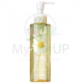 THE SAEM Natural Condition Масло гидрофильное Natural Condition Cleansing Oil Mild 180мл