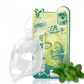 Тканевая маска для лица ЦЕНТЕЛЛА 23 мл. Elizavecca CENTELLA ASIATICA DEEP POWER Ringer mask pack