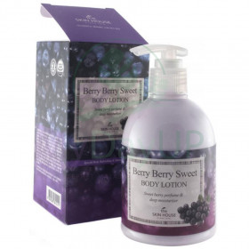 The Skin House Berry Berry Sweet Body Lotion Лосьон для тела с экстрактом ягод 300ml